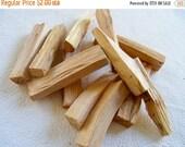 On Sale 20% off Palo Santo wood stick, smudge, smudging, incense, metaphysical