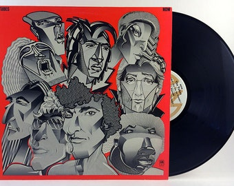 The Tubes: Now Prog New Wave Rock Vinyl Record