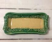 Small Ceramic Tray, Dish, Ready to Ship