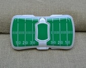 Football Baby Wipes Case