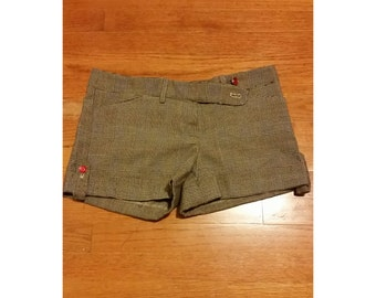 SALE Plaid Shorts - Size Small (2 for 15 dollars deal)