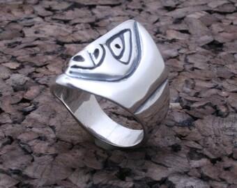 Wind Spirit Ring