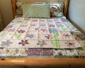 "Rag Quilt PATTERN ""Kate"" 4 Different Styles with ONE Pattern"