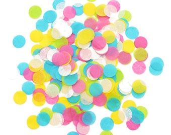Jumbo Tissue Paper Confetti - Vivid Fiesta