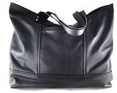 NEW! Tootsie Leather Tote Bag | Shoulder Bag | Laptop Bag | Handbag | Carryall | Cowhide Leather | Handmade