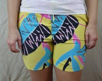 Vintage Funky Shorts