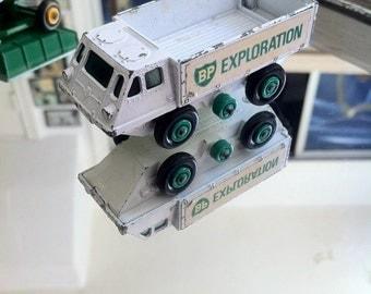 Matchbox series no. 61 BP Exploration Alvis Stalwart 1968