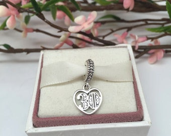Authentic Pandora 30 Years of Love charm