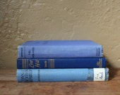 Bright Blue Book Collection