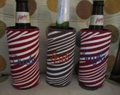 Personalized Coozie for bottle