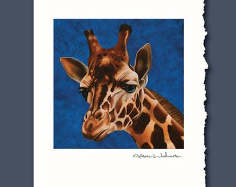 Long Legs and Blue Jean Greeting Cards by Alicia Wishart