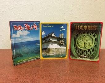 Japanese Postcards, Vintage Japan Photo Postcard Lot, Post Card Lot