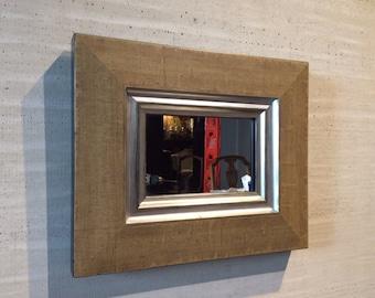 Wall Mirrow in Italian Modern Frame