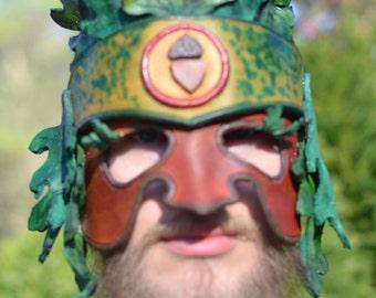Oak King Mask