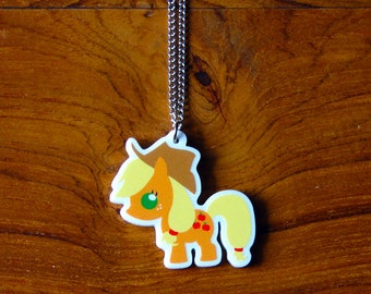Applejack Necklace