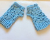 Custom Listing For Tricia - Lady's Fingerless Mittens
