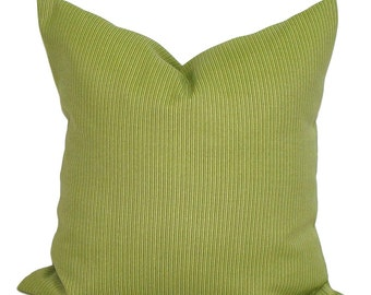 SOLID Green Pillow Covers, 18x18, 16x16, 22x22, 26x26 and more-ALL SIZES, Decorative Pillow, Green Throw Pillow, Solid Green, Indoor Outdoor