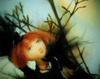 Myrlene ~ OOAK Art Doll