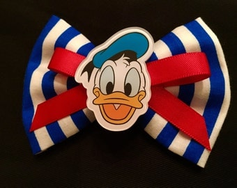 SALE Donald Duck Hair Bow
