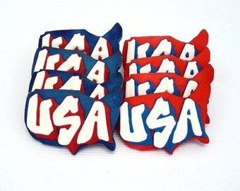 Decorated Cookies - USA - Graffiti - 1 dozen