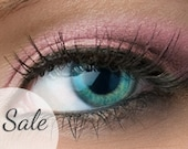 "25% OFF - Rose Pink Shimmer Eyeshadow - ""Pixie"" - Vegan Mineral Eyeshadow Net Wt 2g Mineral Makeup Eye Color Pigment"
