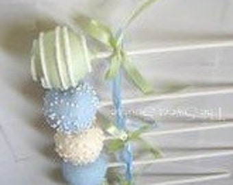 Birthday Cake Pops Or Cake Balls & All Occasions 24 cake pops