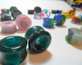 """SALE • 18mm / 11/16"""" 24kplugs orphan plugs and tunnels ready to ship"""