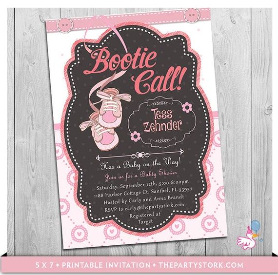 Girl Baby Shower Invitations Unique Baby Shower Invitations Girl