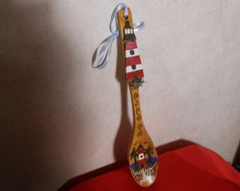 decorative kitchen spoon