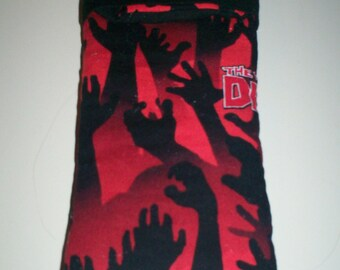 The Walking Dead Soft Padded Pipe Case