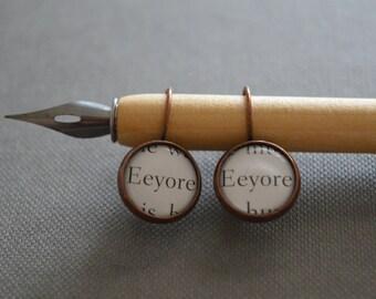 Eeyore Winnie The Pooh Earrings
