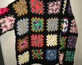 RESERVED Granny sweater for Armanda
