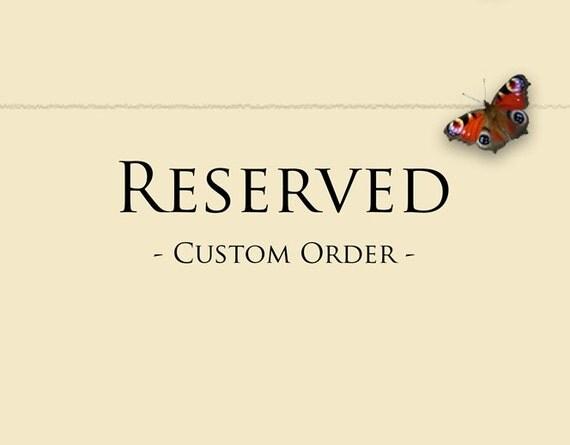 RESERVED - Custom Order for Elaine Purple Flower Bobby Pin Set of 3 - Woodland Flower Hair Accessory - Bridesmaid