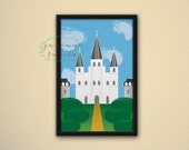 St. Louis Cathedral, New Orleans - Poster