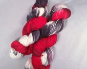 Carlos on Lolo 75/25 SW Merino Nylon Hand dyed fingering weight sock yarn
