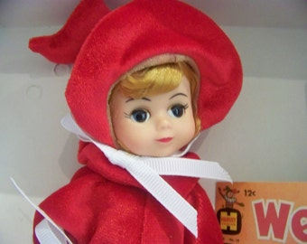 casper and wendy costume. wendy the freindly witch madame alexander doll set halloween casper and costume