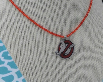 Ghostbuster Necklace
