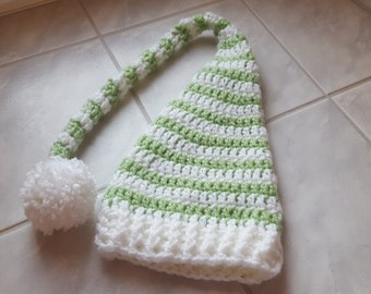 Baby Elf Hat crochet