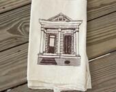 "Shotgun House Flour Sack Towel - 30"" x 30"""