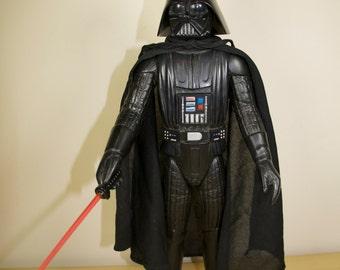 "Vintage Star Wars Darth Vader - 15"" - 12"" Series - 1978"