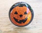 Pumpkin Ring - Jack O Lantern Ring -  Halloween Ring - Pumpkin Jewelry - Halloween Jewelry - Pumpkin - Ring