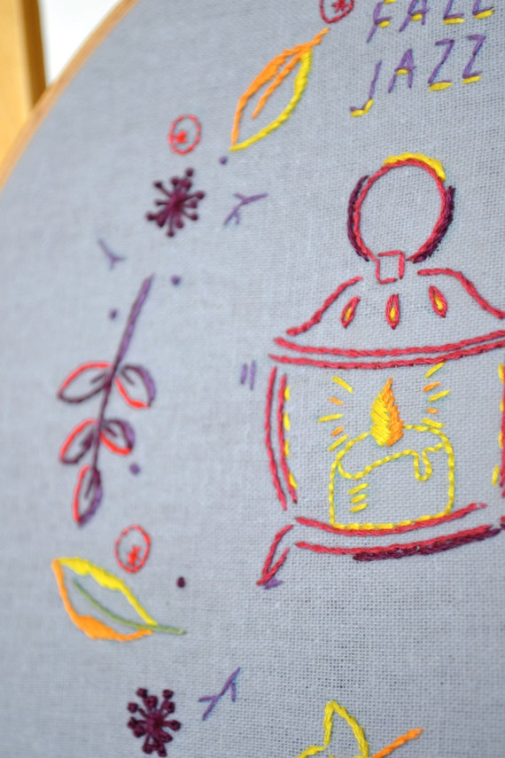Hand embroidery patterns diy craft projects by