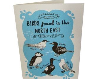 Birds of the North East