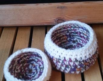 Autumn Shades Bowl set of 2
