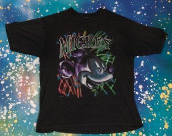 MICKEY Disney Cartoon T-Shirt Size M