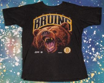 Boston BRUINS Hockey Shirt Size M