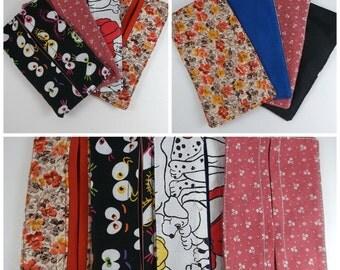 Handmade Pocket Tissues Holder Travel Tissues Holder Purse Handbag Tote Backpack Tissue Holder Tissues Cozies Gift Exchange Stocking Stuffer