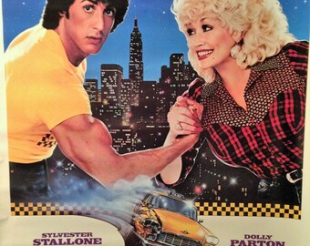 Movie Poster, Rhinestone, 1984