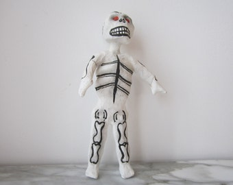 Papier-Mache Skeleton - Day of the Dead