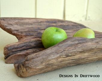 Large Natural Rustic Driftwood Bowl - Beautiful natural driftwood - Housewarming - Rustic Home